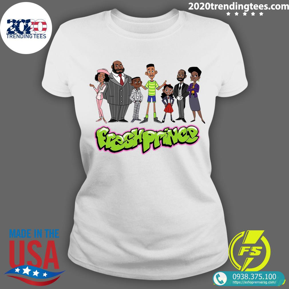 We Are Black Fresh Prince Shirt